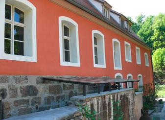 Denkmalschutzfenster, Oedmühle | Seitz Manufaktur in Weigendorf