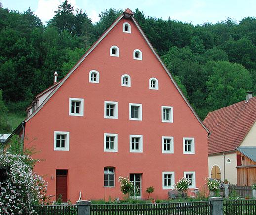 Referenz Denkmalschutzfenster, Oedmühle | Seitz Manufaktur