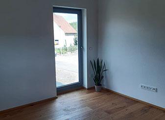 Tür zur Terrasse, Referenz | Seitz Manufaktur in Weigendorf